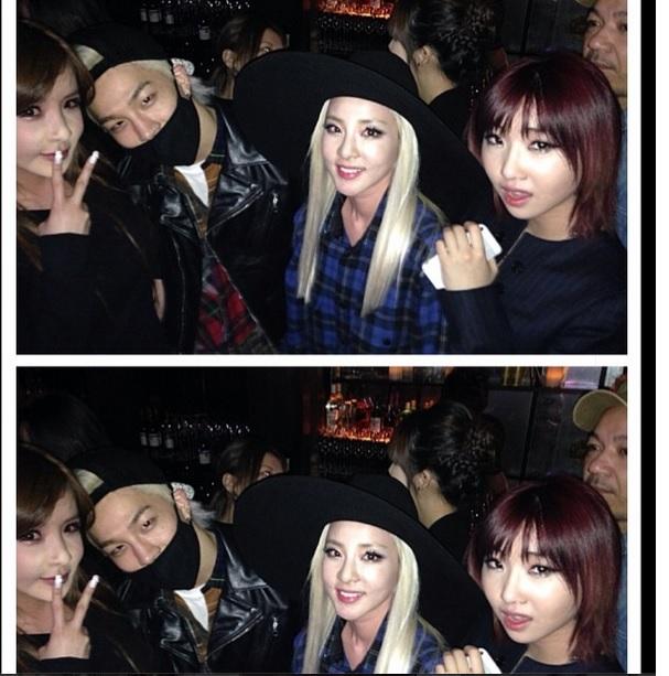 Bom-With ma bro.. Taeyang