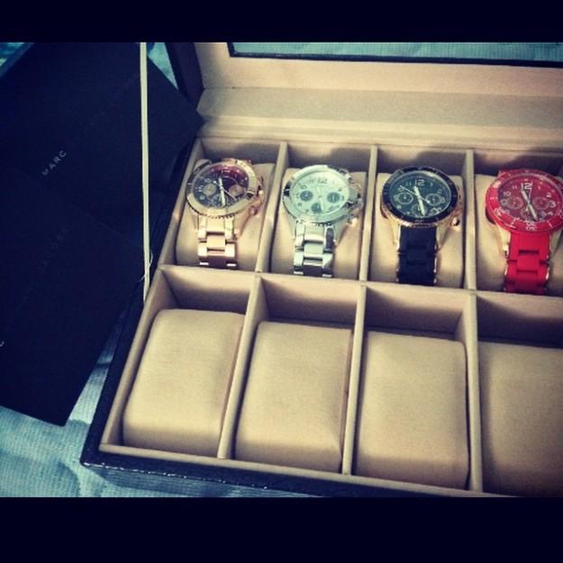 140807_#MJ chronograph watchs