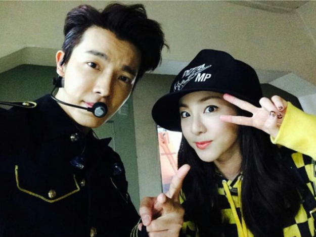 140923_selfie with donghae