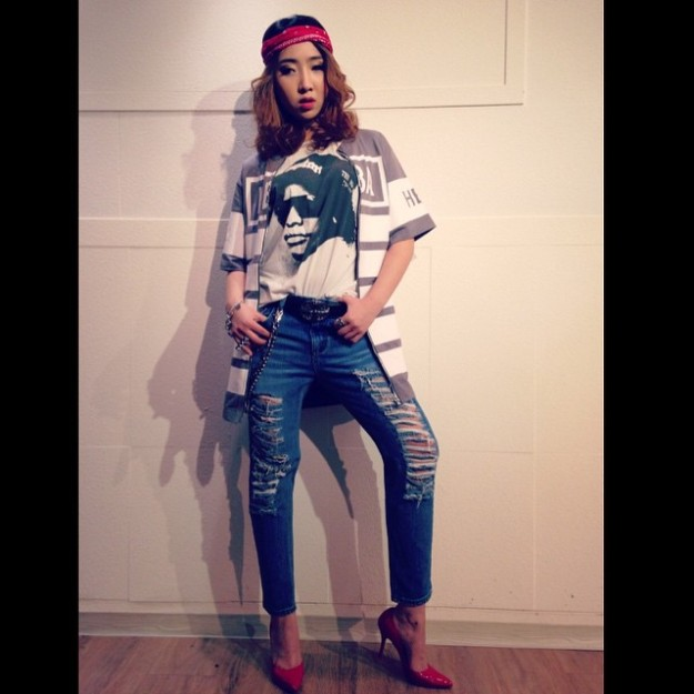 150331_minzy_#HBA #Synn #Chromehearts so hot❤️ @hoodbyair @synnshoes @Chromeheartsofficial